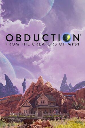 Obduction cover