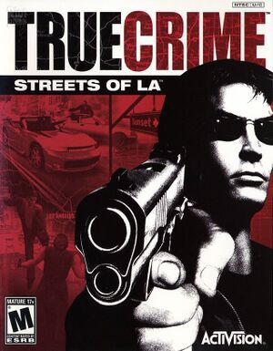True Crime: Streets of LA cover