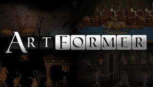 ArtFormer the Game cover