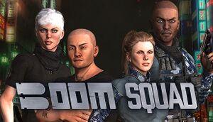 Boom Squad cover