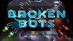 Broken Bots cover