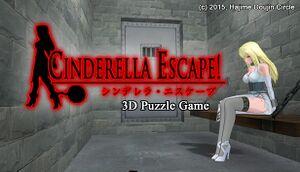 Cinderella Escape! R12 cover