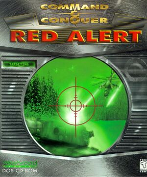 Command & Conquer: Red Alert cover