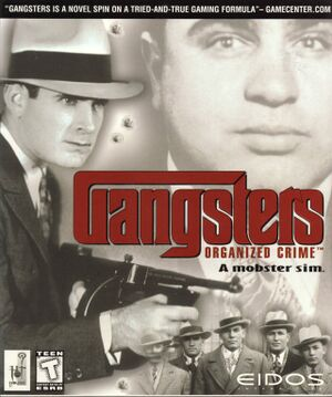 Gangsters: Organized Crime cover