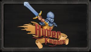 Hyper Knights cover