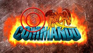 Iron Commando - Koutetsu no Senshi cover