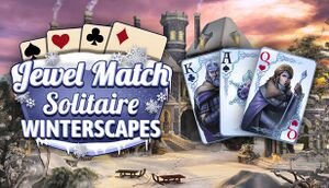 Jewel Match Solitaire Winterscapes cover