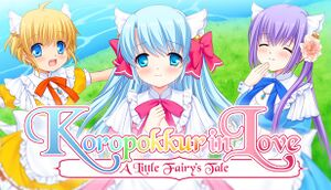 Koropokkur in Love ~A Little Fairy's Tale~ cover
