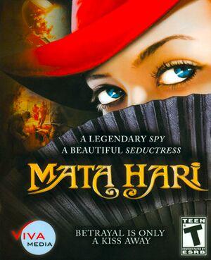 Mata Hari cover