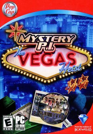 Mystery P.I. - The Vegas Heist cover