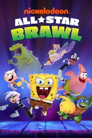 Nickelodeon All-Star Brawl cover