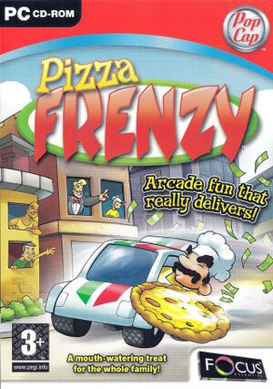 Pizza Frenzy cover