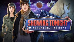 Showing Tonight: Mindhunters Incident cover