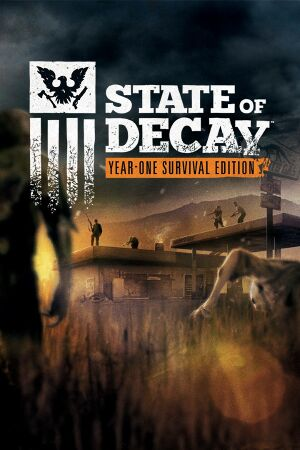 State of Decay: Year-One Survival Edition cover