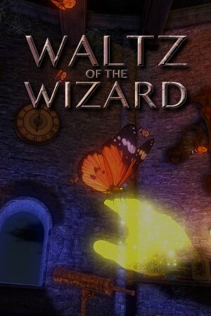 Waltz of the Wizard cover