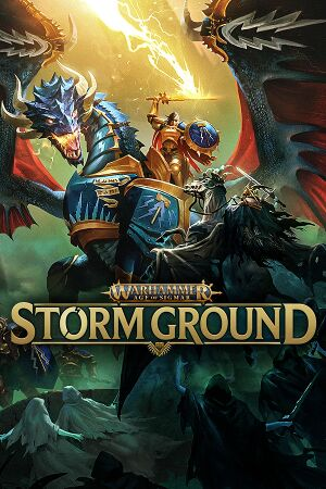 Warhammer Age of Sigmar:Storm Ground cover