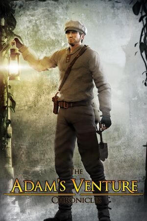 Adam's Venture Chronicles cover