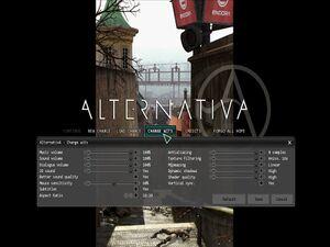 In-game Settings