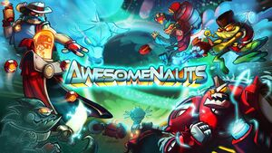 Awesomenauts Coverart.jpg