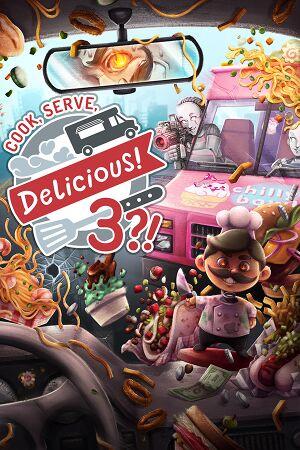 Cook, Serve, Delicious! 3?! cover