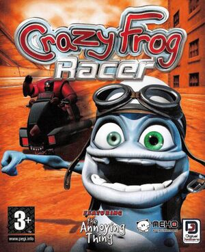 Crazy Frog Racer cover