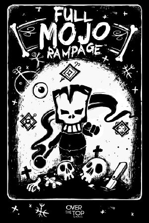 Full Mojo Rampage cover