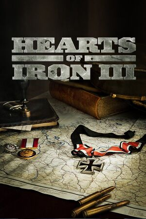 Hearts of Iron III cover