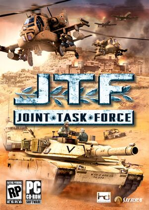 Joint Task Force cover