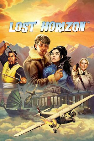 Lost Horizon cover
