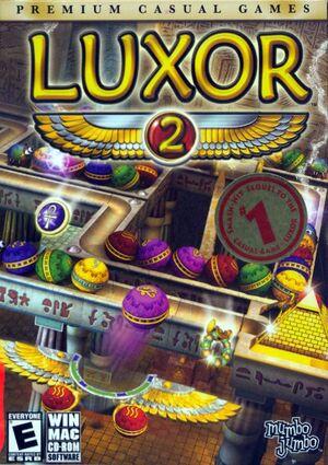 Luxor 2 cover