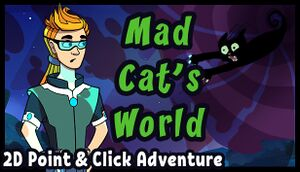 Mad Cat's World cover