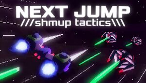 NEXT JUMP: Shmup Tactics cover