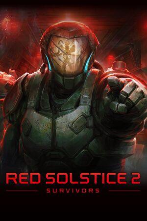 Red Solstice 2: Survivors cover
