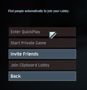 Example of the multiplayer join/create issue.