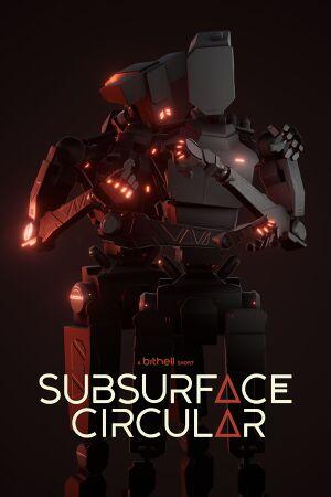 Subsurface Circular cover