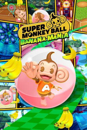 Super Monkey Ball: Banana Mania cover