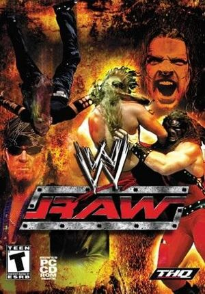 WWF Raw cover