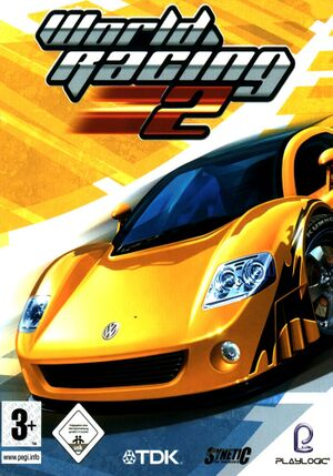 World Racing 2 cover