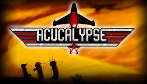 Acucalypse cover