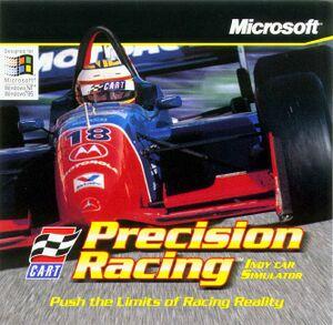 CART Precision Racing cover
