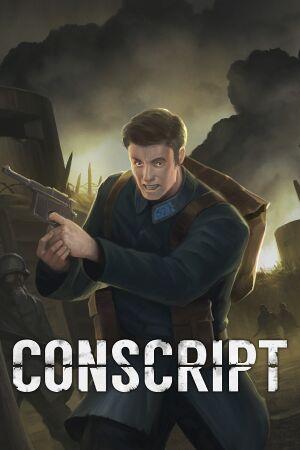 Conscript cover