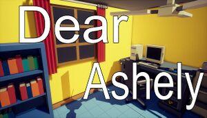 Dear Ashely cover
