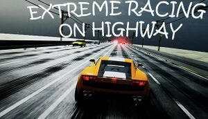 Extreme Racing on Highway cover