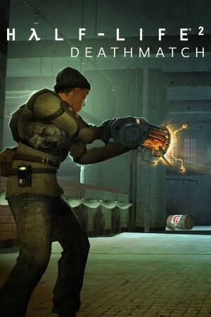 Half-Life 2: Deathmatch cover