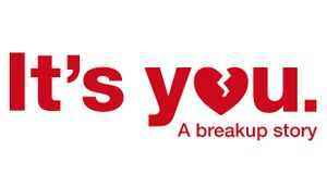 It's You: A Breakup Story cover