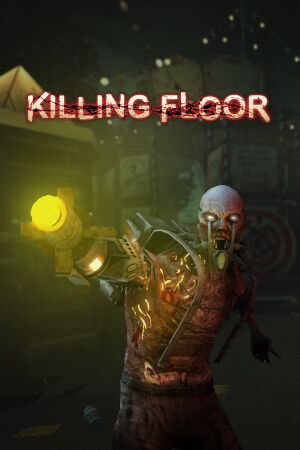 Killing Floor cover
