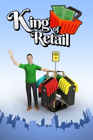 King of Retail cover