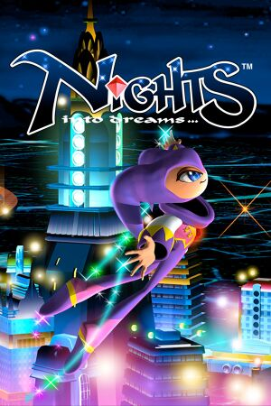 NiGHTS into Dreams... cover