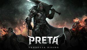 Preta: Vendetta Rising cover