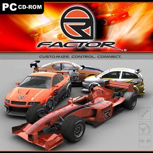 rFactor cover